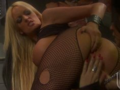 Stormy Daniels, Nikita Denise and Roxy DeVille starring in a creepy Halloween story