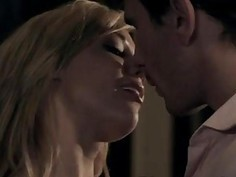 Wealthy hottie cheats on her husband with his best friend