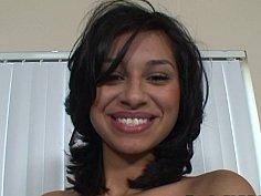Natural BJ brunette