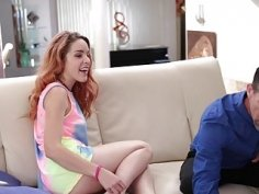 Rich doggystyle fuck Amarna Miller pussy
