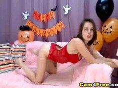 Petite Girl Strip Tease Webshow live