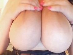 My Wife Busty Friend Showing Her Big Boobs on Cam