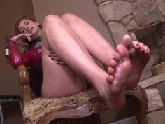 Goddess A Boots and Feet humiliation POV