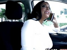 Busty Stepmom Kiara Mia Fucks In Threesome With Hot Teen Ariana Marie