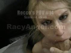 Roccos POV #14 Part2 Babette, Rocco Siffredi, Candy Sweet B, Antonya