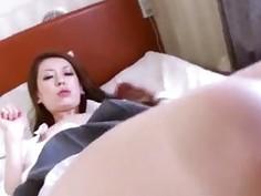 Serious porn play at school along sweet Yuu
